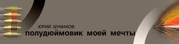 Юрий Шумаков --- Полудюймовик моей мечты.