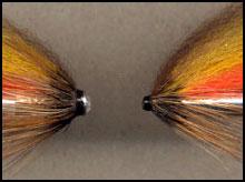 Unique tube flies.